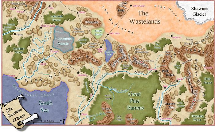 ProFantasy Community Forum - Old school D&D maps questions