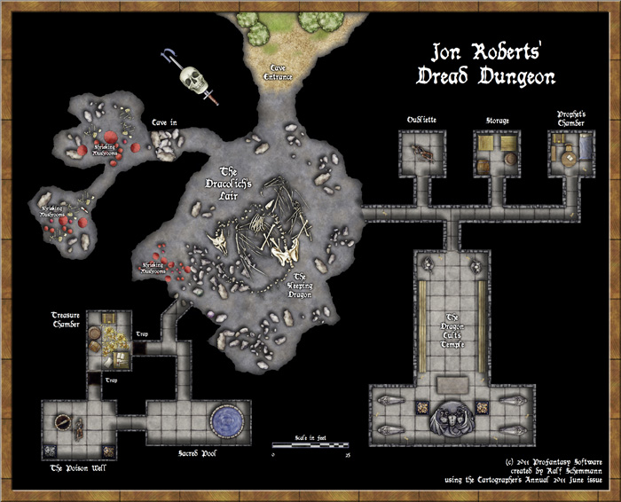 Jon Roberts' Dread Dungeon