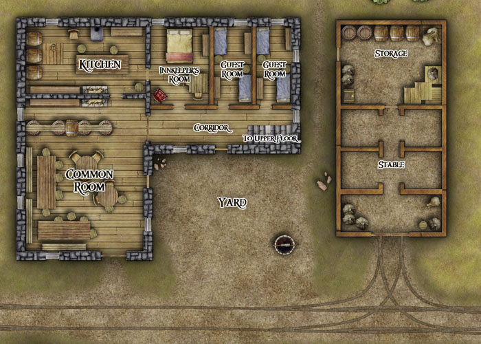 RPG Maps Floor Plans And Inspiration On Pinterest Rpg