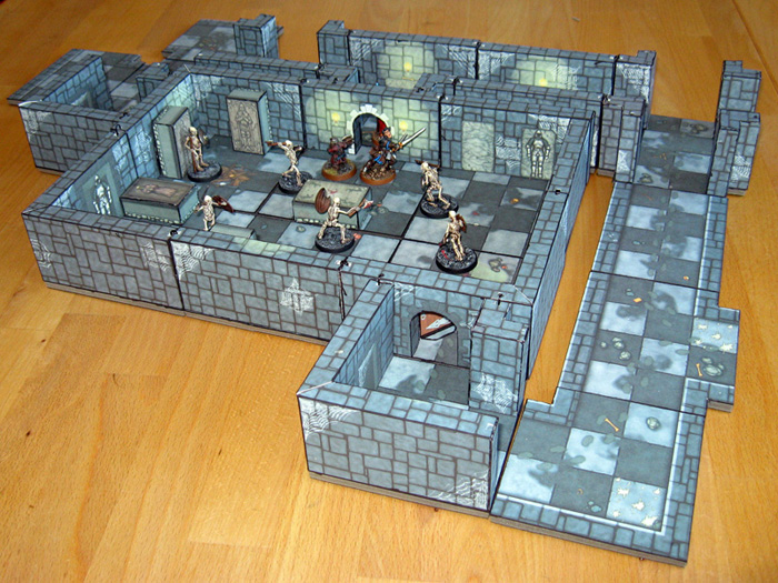 Dungeon Map Creator on