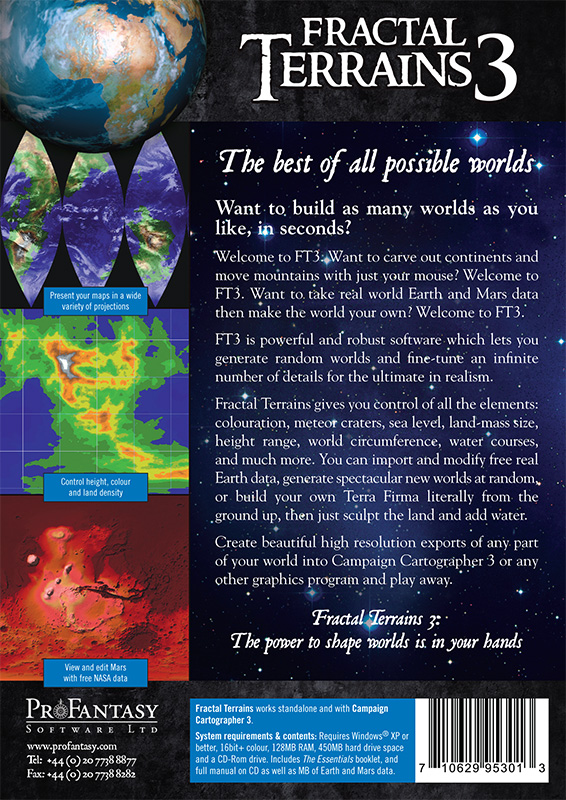 Fractal terrains 3 world generation software worlds can take so long to map coming up with a reasonable world in the midst of a sci fi gaming session or creating a detailed fantasy world from scratch gumiabroncs Choice Image