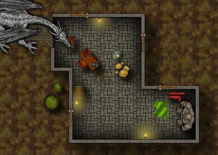 ProFantasy Software - Dungeon Designer 3